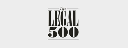 Congratulations to all our practice areas and experts for their outstanding results in The Legal 500 EMEA 2020 rankings