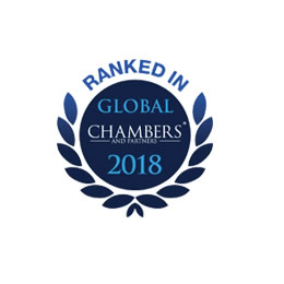 Chambers Global 2018 ranks CDH and its practitioners among the world's leading lawyers